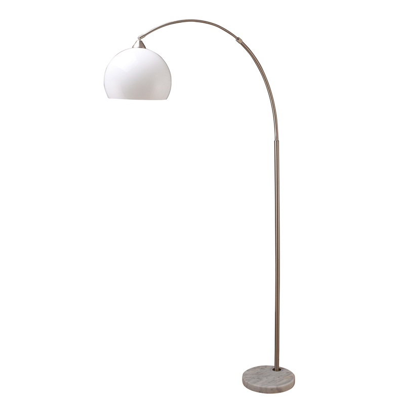 modern arc lamp photo - 4