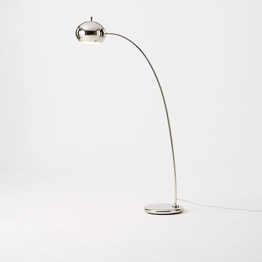 modern arc lamp photo - 5