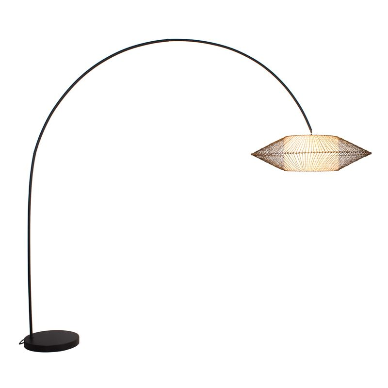 modern arc lamp photo - 7