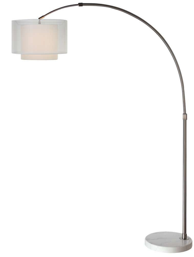modern arc lamp photo - 8