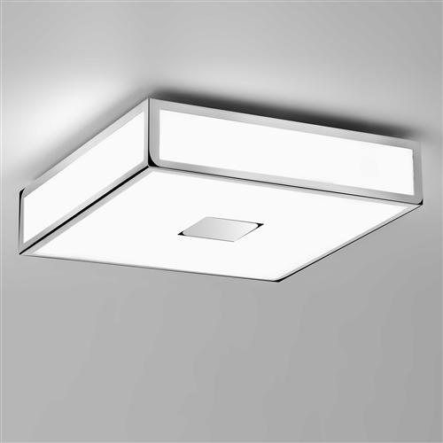 modern bathroom ceiling lights photo - 1