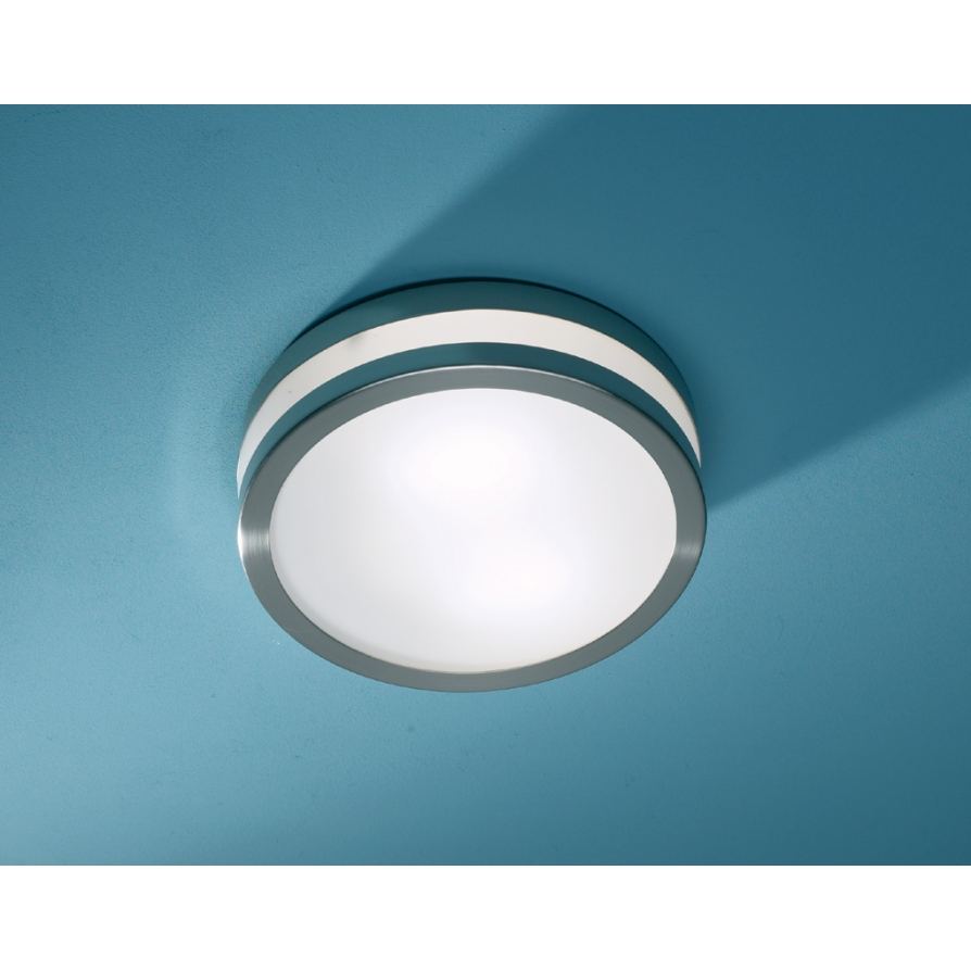 modern bathroom ceiling lights photo - 3