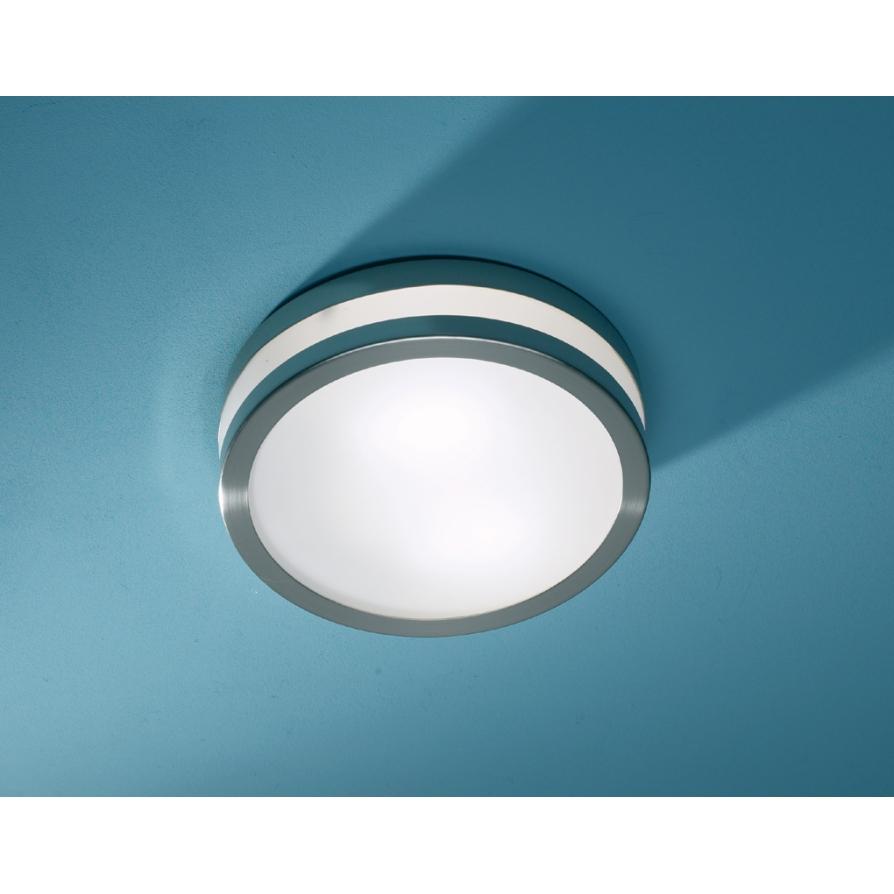 modern bathroom ceiling lights photo - 3