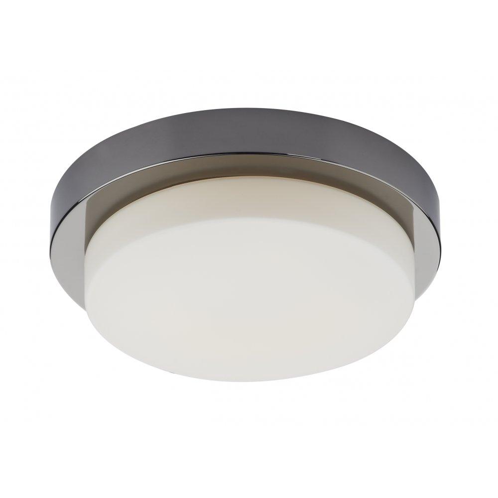 modern bathroom ceiling lights photo - 4