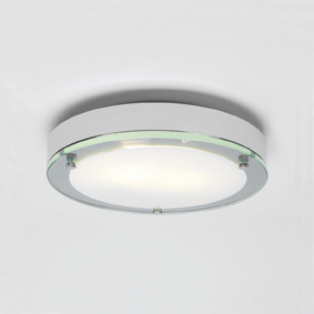 modern bathroom ceiling lights photo - 6