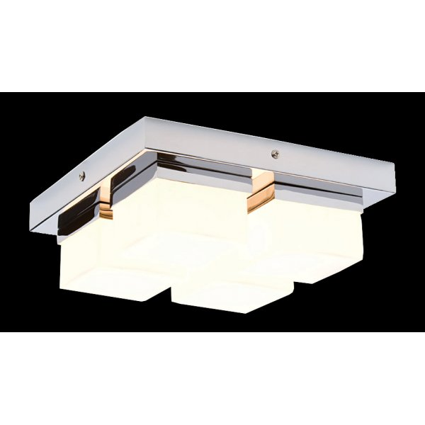 modern bathroom ceiling lights photo - 8