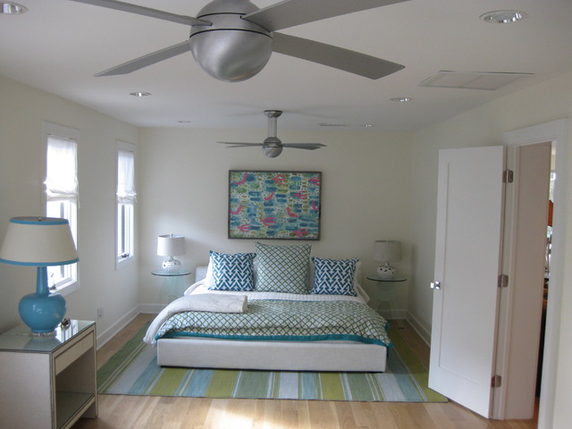modern bedroom ceiling fans photo - 10