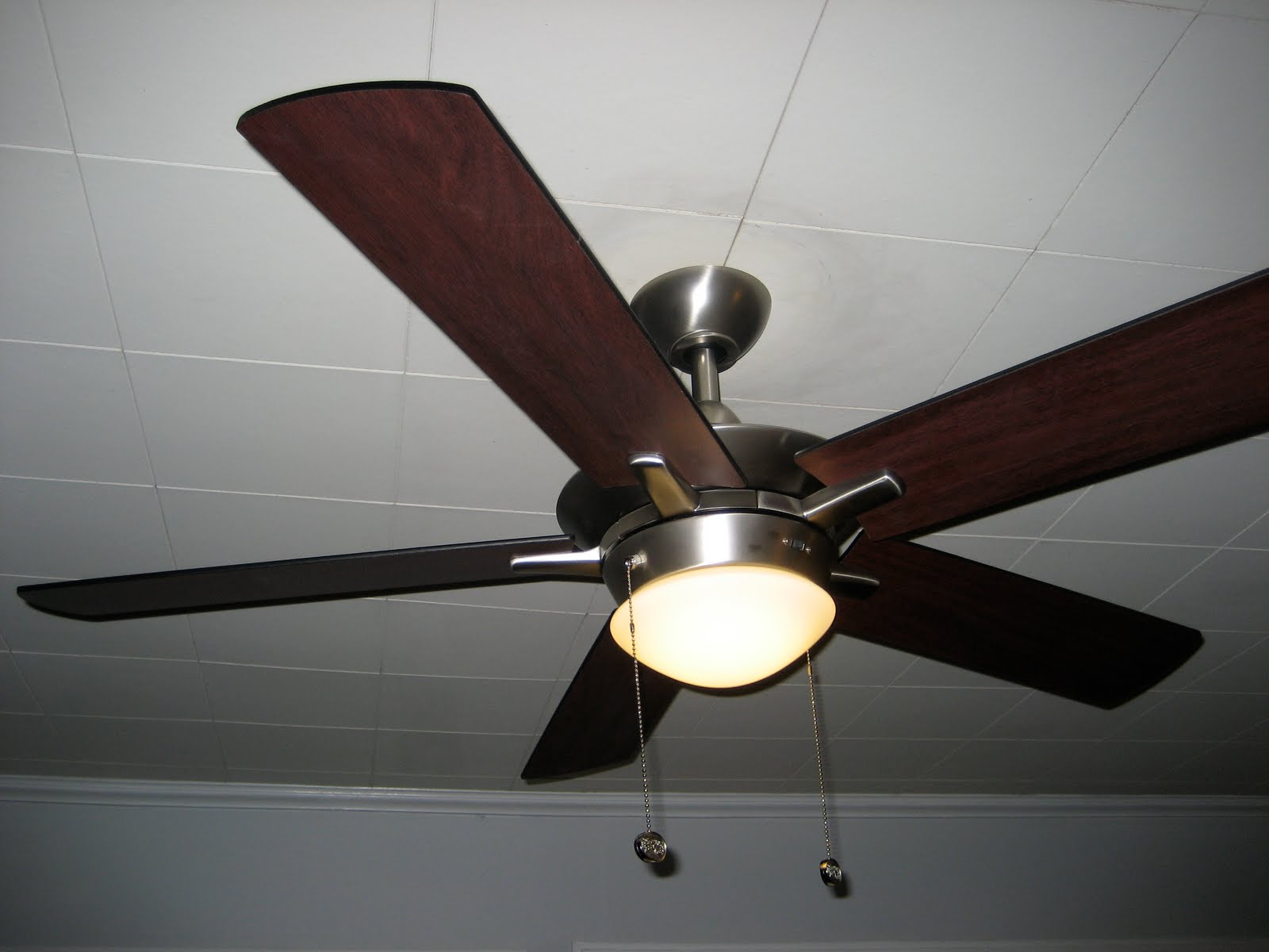 modern bedroom ceiling fans photo - 3