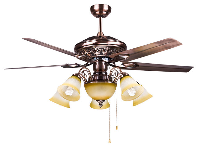 modern bedroom ceiling fans photo - 4
