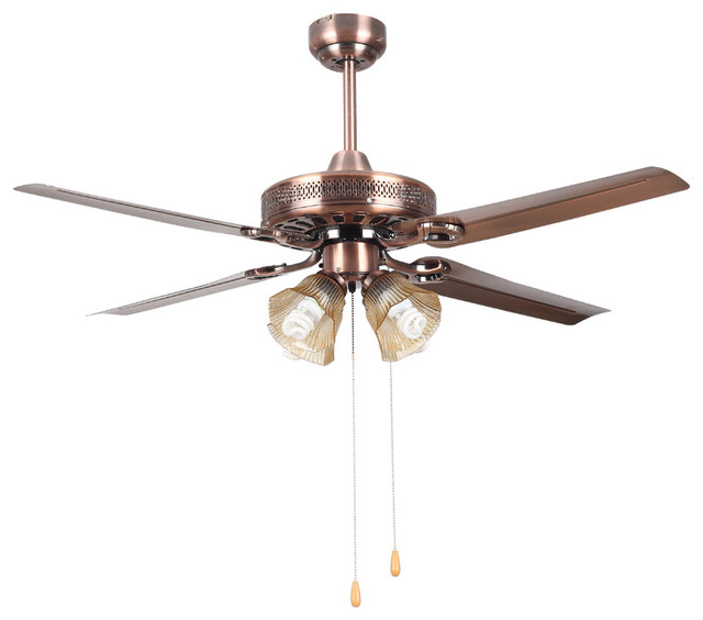 modern bedroom ceiling fans photo - 6