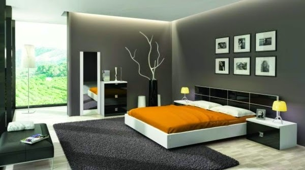 modern bedroom ceiling lights photo - 3