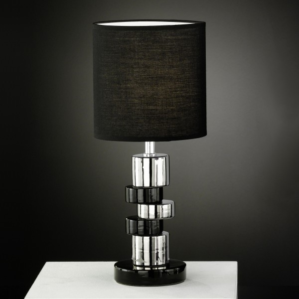 Top 10 modern bedside table lamps 2018 warisan lighting for Modern contemporary table lamps