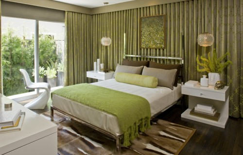 modern bedside table lamps photo - 2