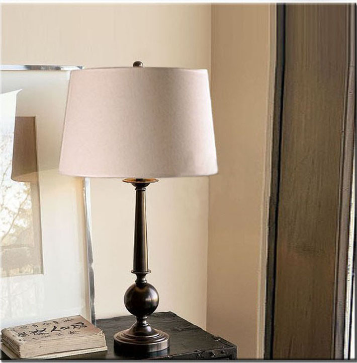 modern bedside table lamps photo - 4