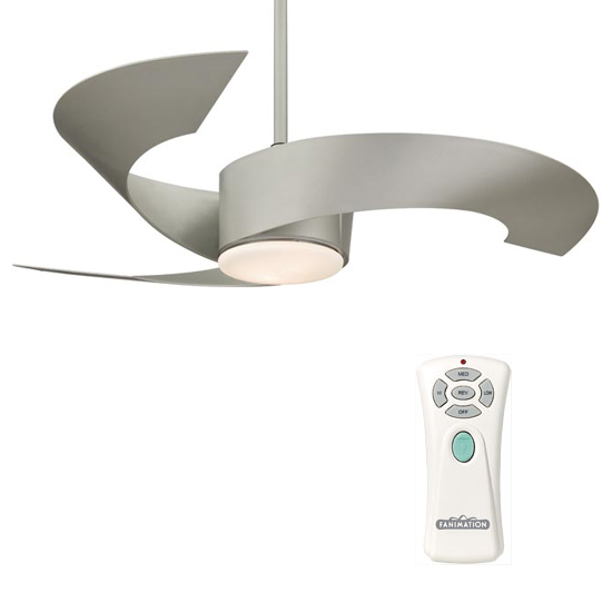 modern ceiling fan light kit photo - 1