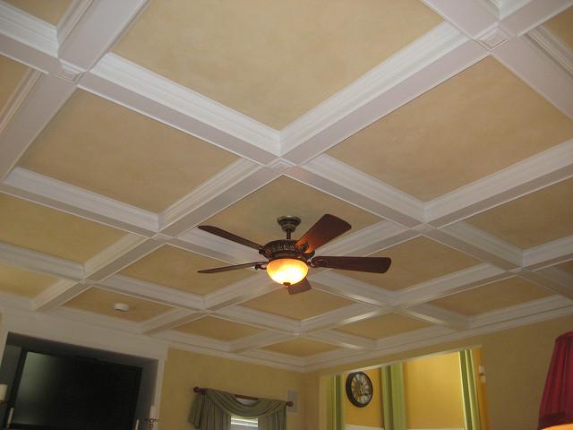modern ceiling fan lights photo - 1