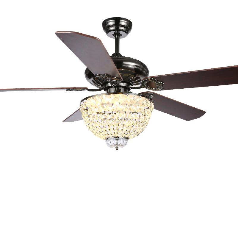 modern ceiling fan lights photo - 6