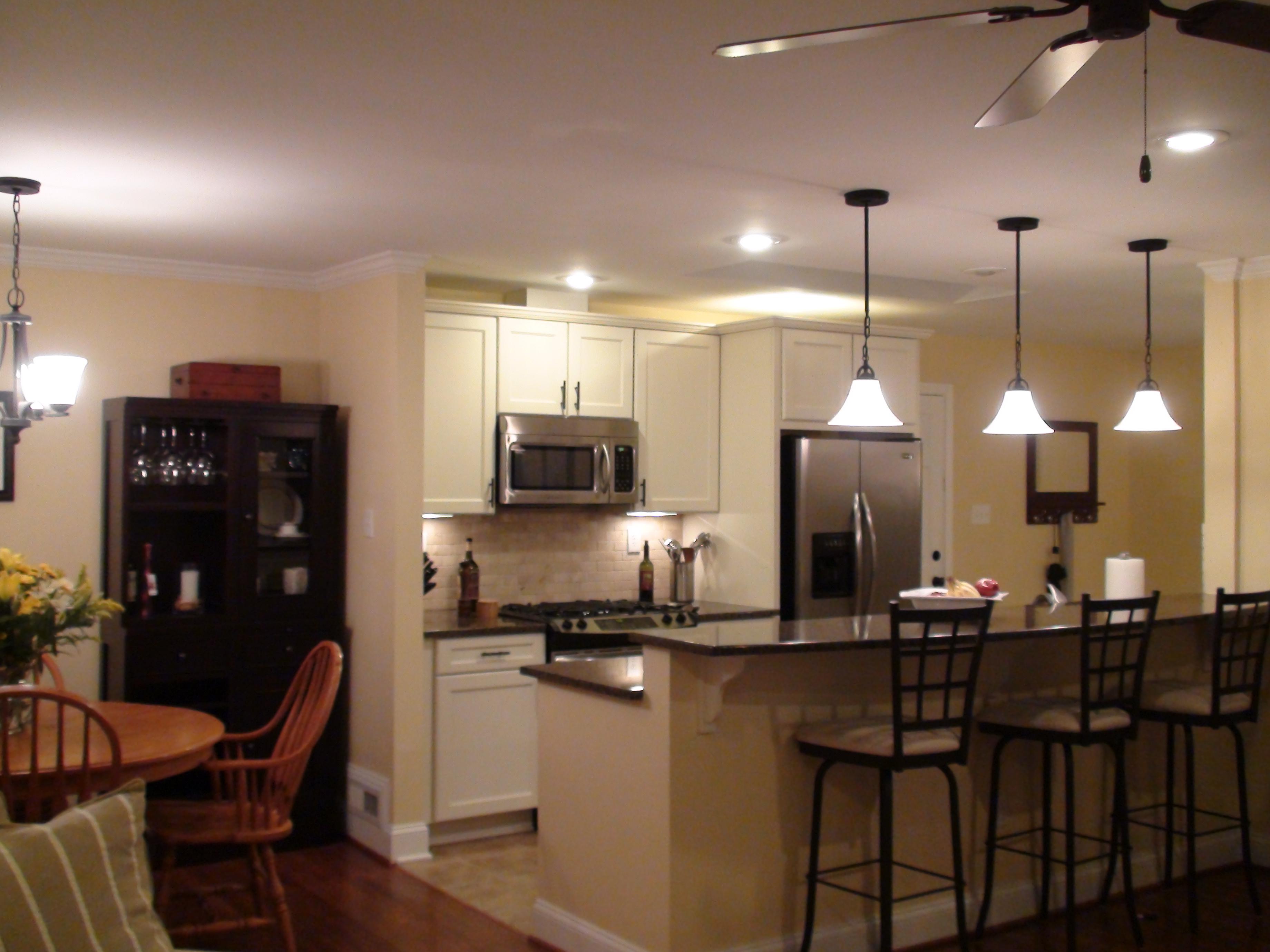 modern ceiling pendant lights photo - 3