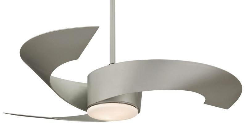 Modern contemporary ceiling fans - providing modern design to your ...:modern contemporary ceiling fans photo - 2,Lighting