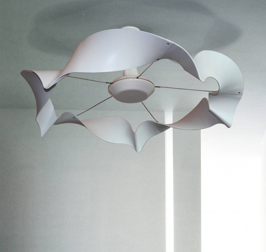 Cool Ceiling Fans With Lights | Soul Speak Designs:Modern Contemporary Ceiling Lights Photo 3 - White Contemporary Ceiling Fans  With Lights - Outdoor Ceiling,Lighting