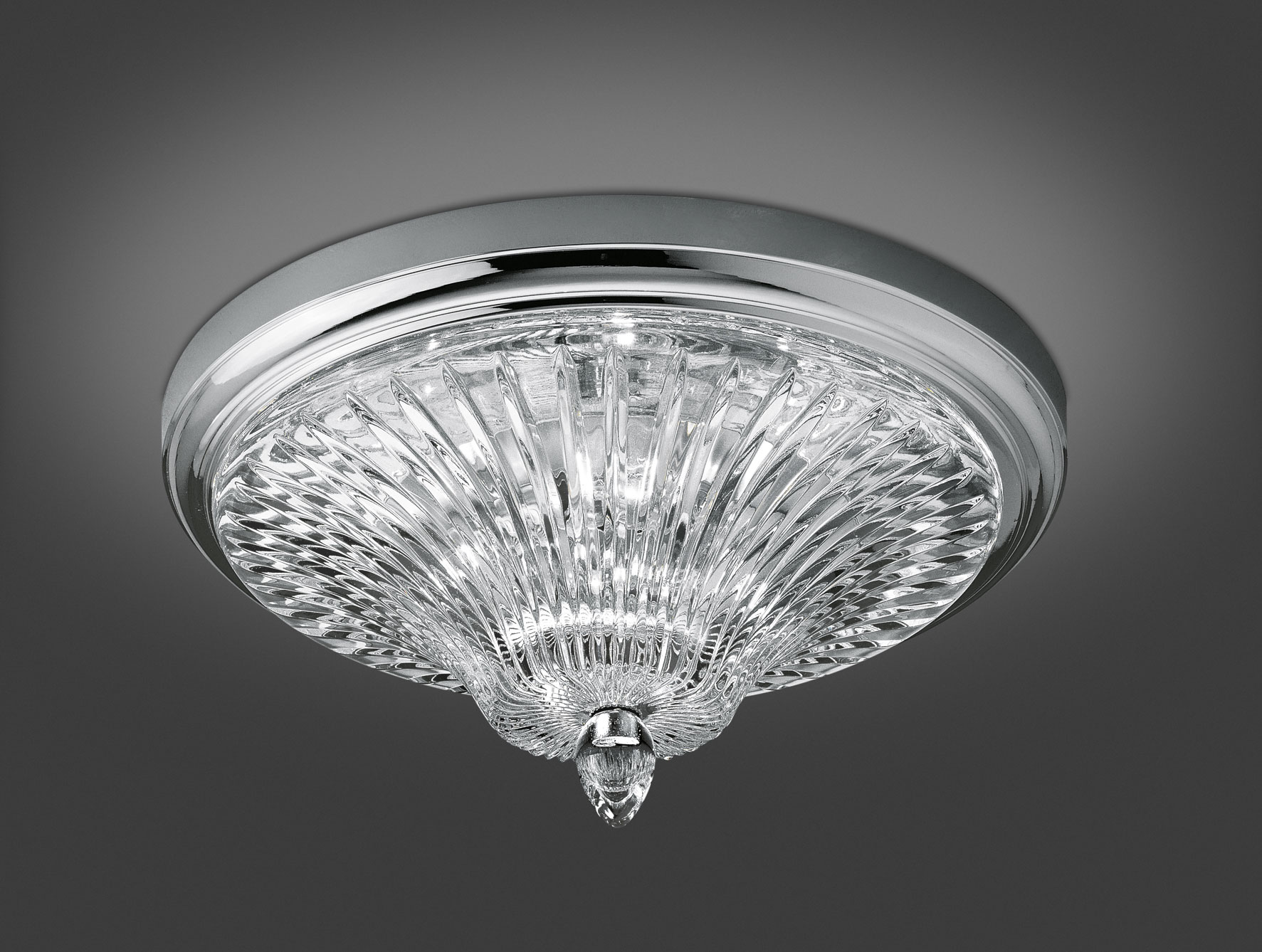 modern crystal ceiling lights photo - 3