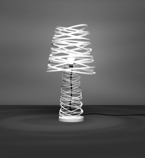 modern crystal table lamps photo - 7
