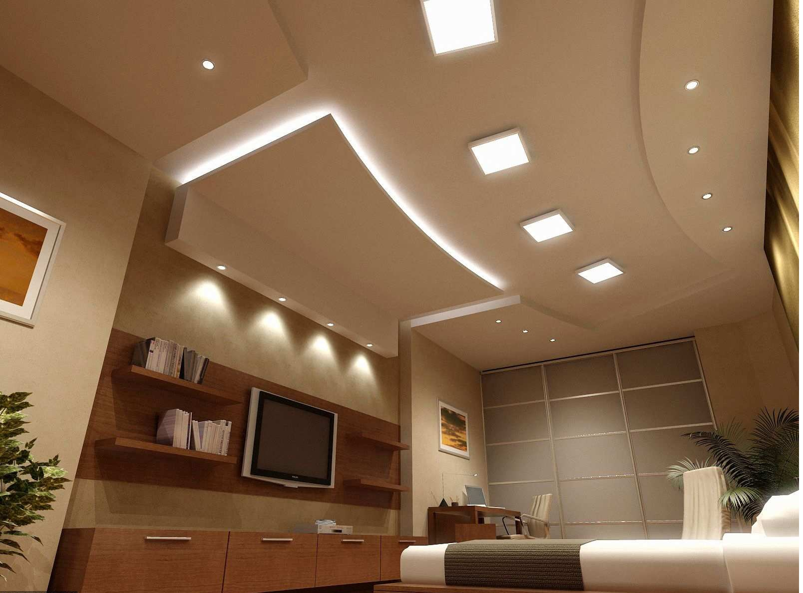 modern dining room ceiling lights photo - 8