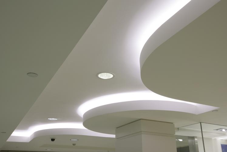 modern kitchen ceiling lights photo - 9