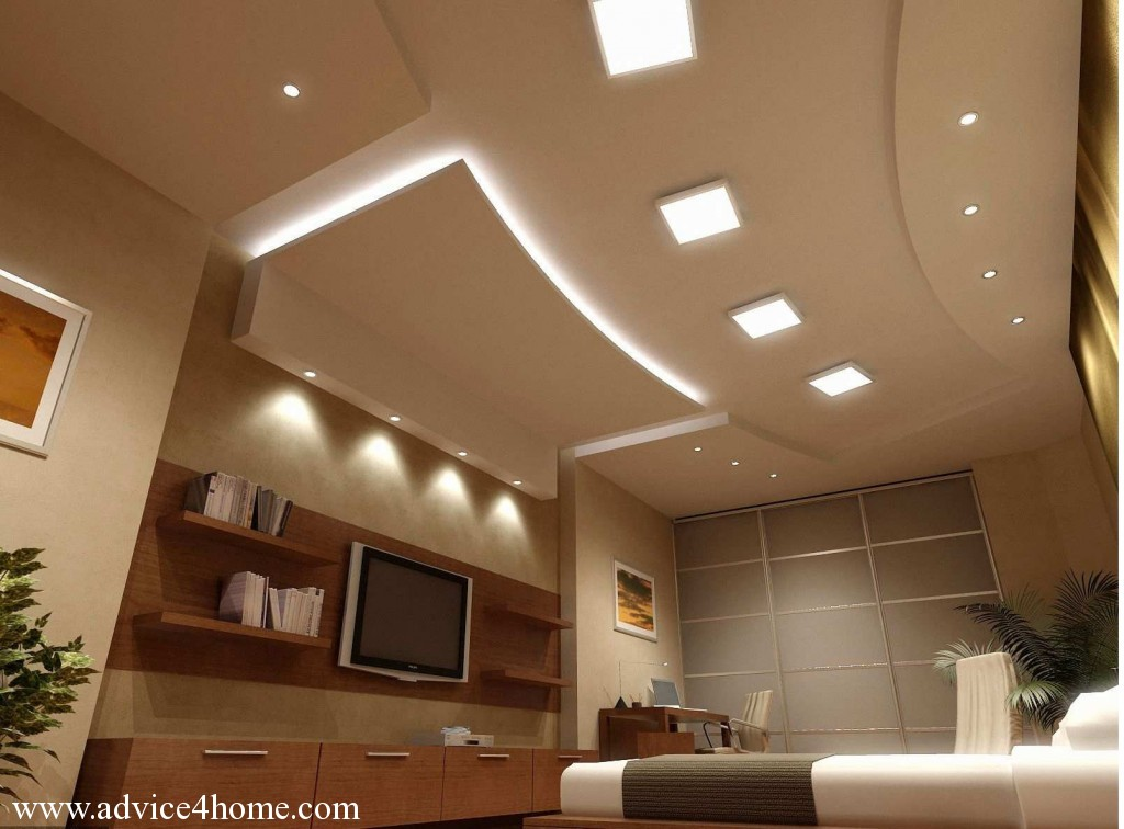 modern lounge ceiling lights photo - 3