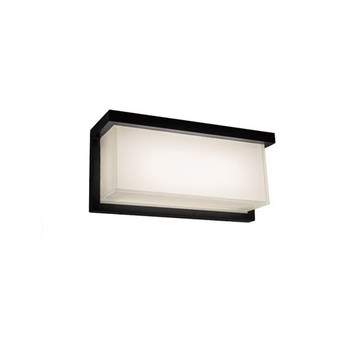 modern outdoor led wall lights photo - 8