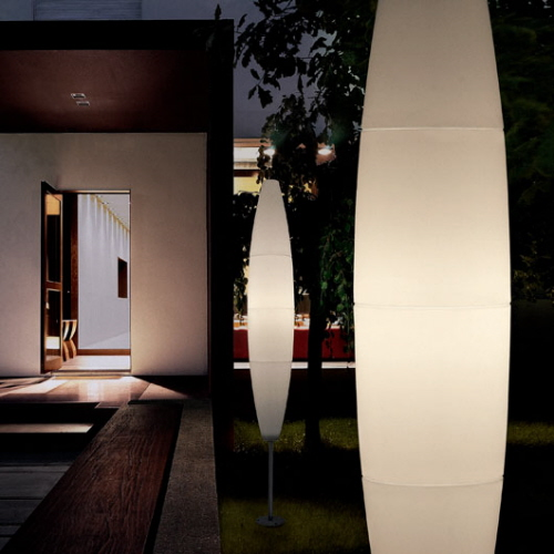 modern outdoor lights photo - 6