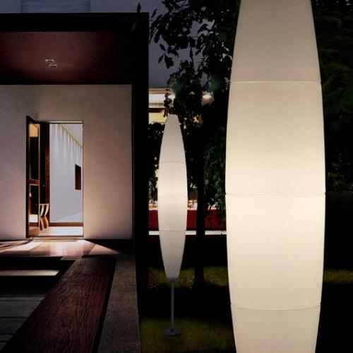 modern outdoor lights photo - 6