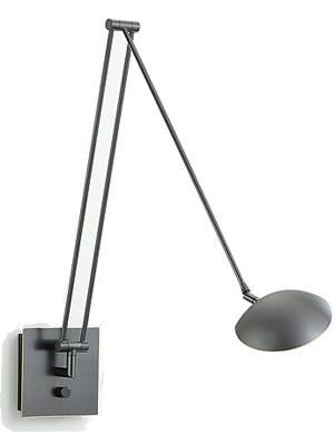 modern swing arm wall lamp photo - 5