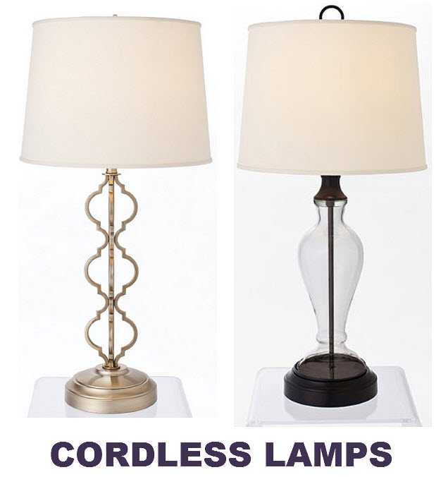 modern table lamps photo - 6