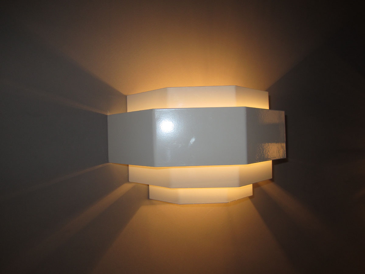 modern wall lamps photo - 5