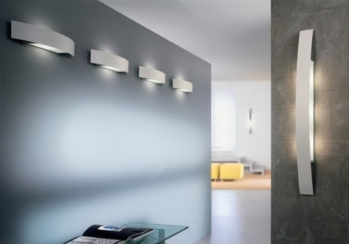 modern wall light fixtures photo - 7