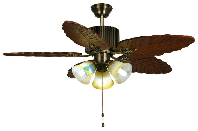 modern wood ceiling fans photo - 3