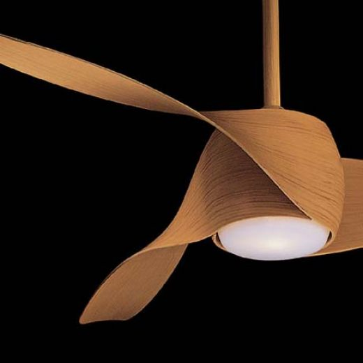 modern wood ceiling fans photo - 5