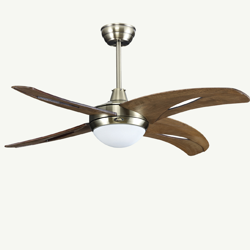modern wood ceiling fans photo - 6