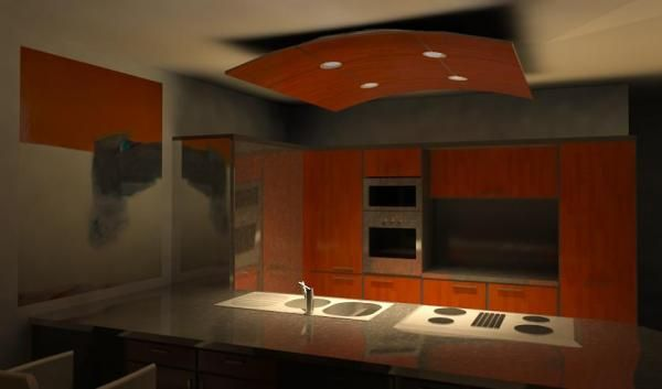 modular ceiling lights photo - 2