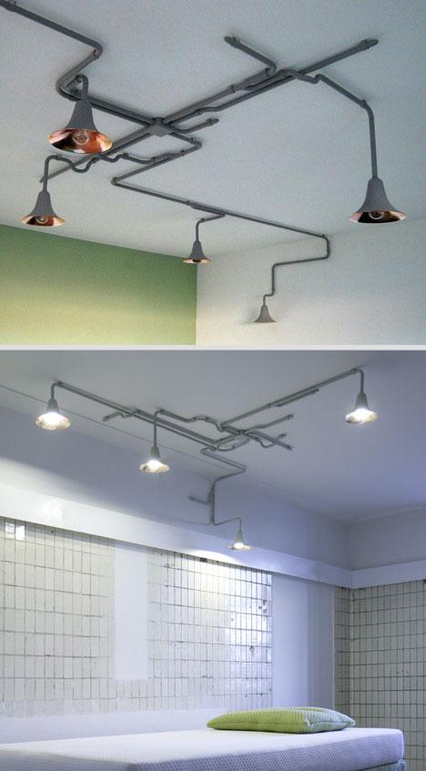 modular ceiling lights photo - 4