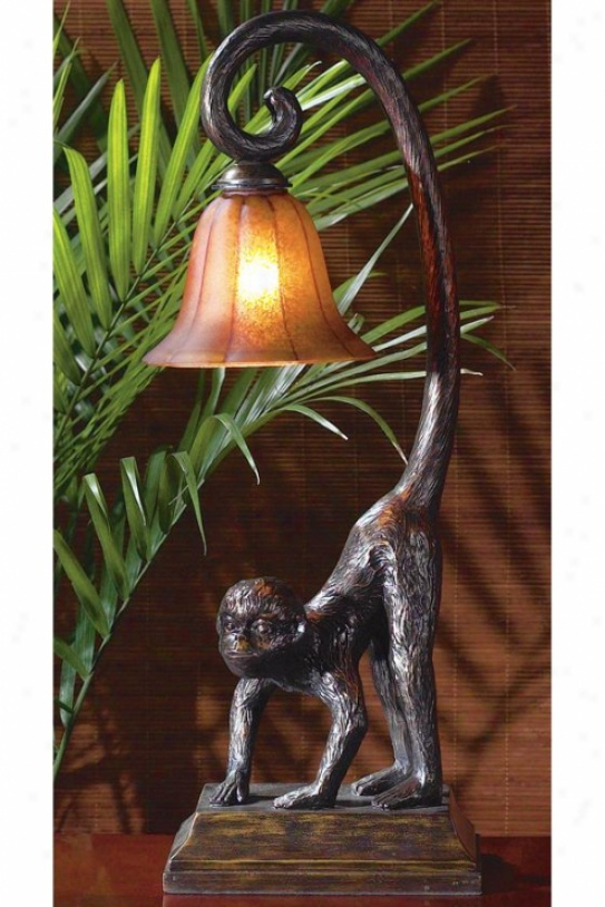 monkey lamps photo - 1
