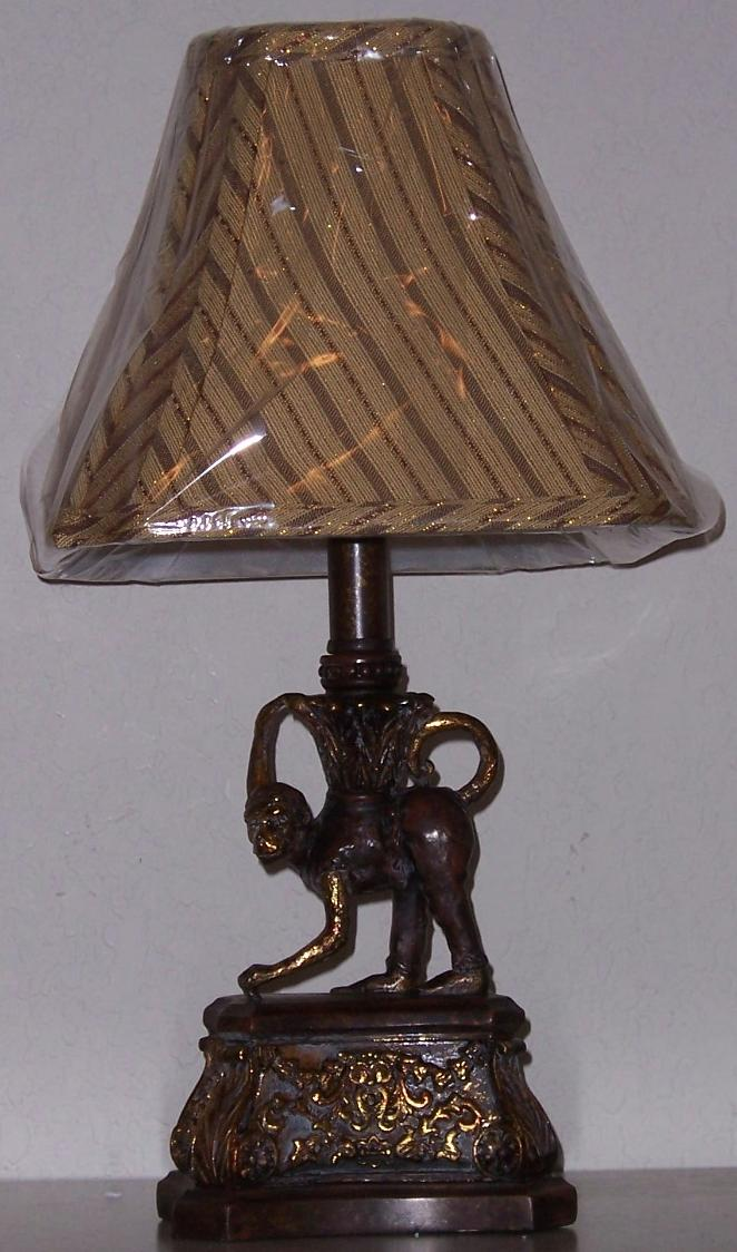 monkey lamps photo - 7