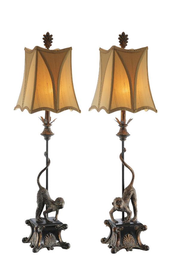 Monkey Table Lamps: monkey table lamp photo - 2,Lighting
