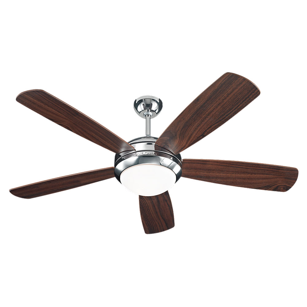 monte carlo discus ceiling fan photo - 1