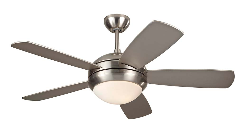 monte carlo discus ceiling fan photo - 3