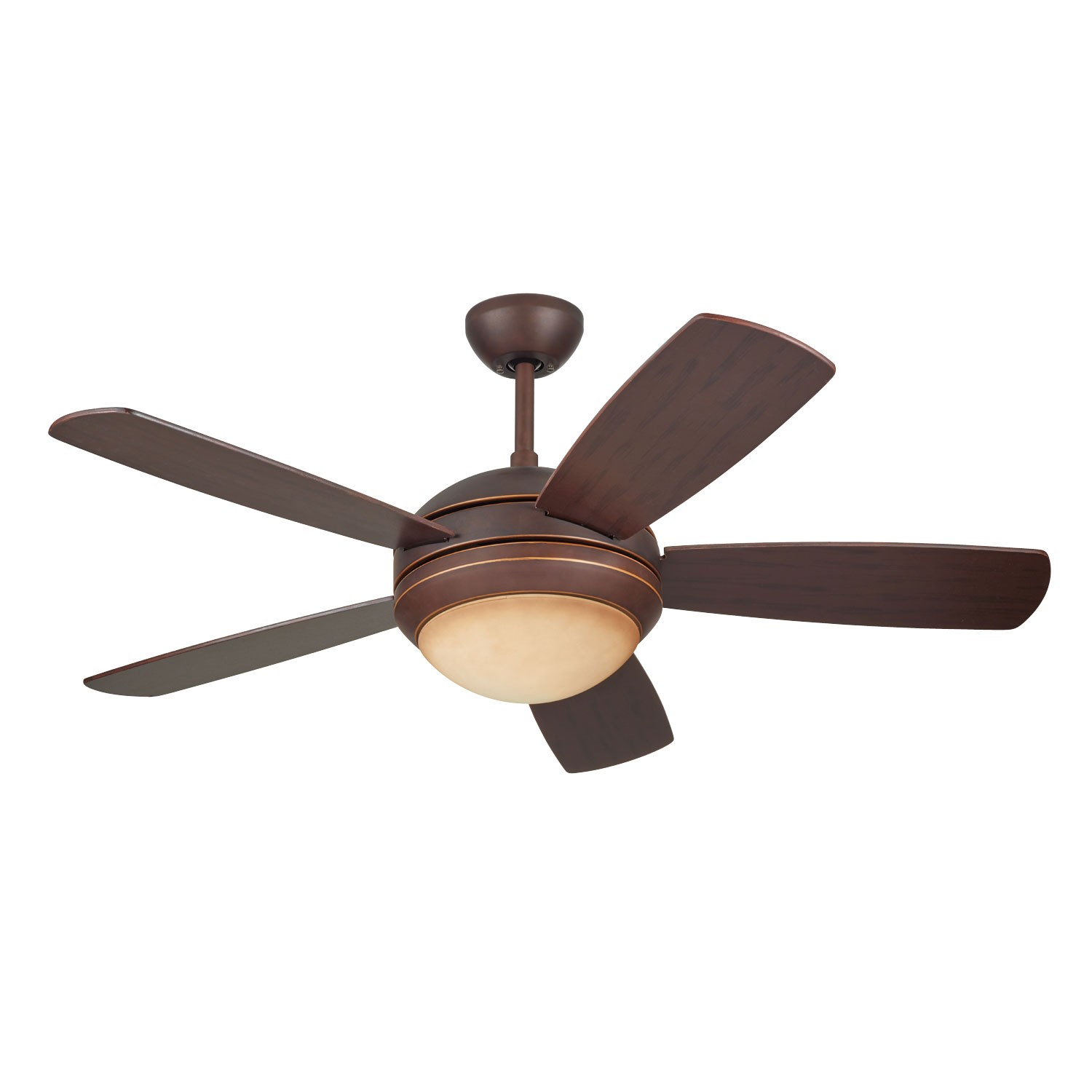 monte carlo discus ceiling fan photo - 5