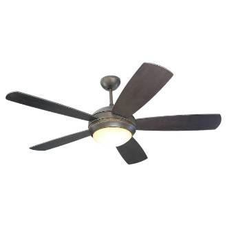 monte carlo discus ceiling fan photo - 6