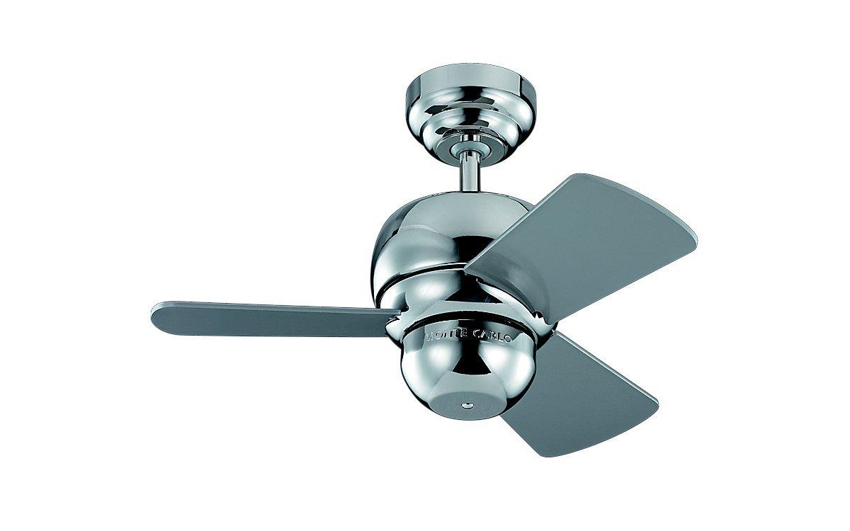 monte carlo mini ceiling fan photo - 9