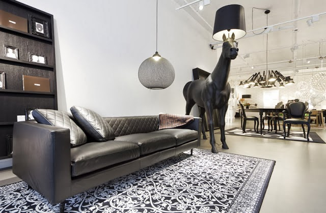 Moooi Horse Lamp Perfect Choice For Themed Home